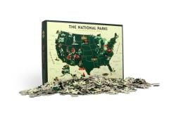 U.S. National Parks Map