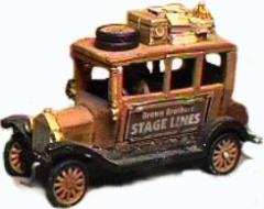 Model T Back Country Bus