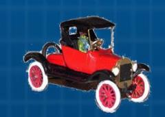 1925 Model T Ford Coup #2
