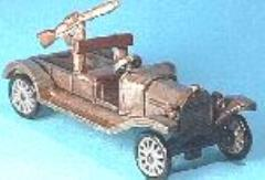 Model T Ford Gun Car