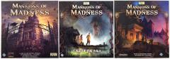 Mansions of Madness Collection #1 - 2 Base Games + 4 Expansions!