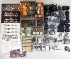 Mansions of Madness 2nd Edition Collection #3 - Base Game + 4 Expansions!