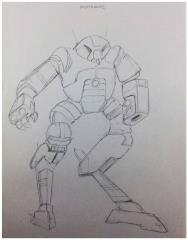 Technical Readout 2750 - Mongoose Concept Art