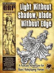 Monograph #0374 - Light without Shadow, Blade without Edge