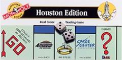Monopoly - Houston Edition