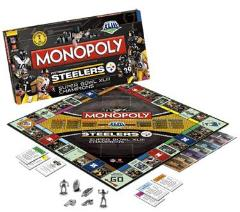 Monopoly - Pittsburgh Steelers Super Bowl XLIII Champions Edition