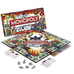 Monopoly - G.I. Joe Collector's Edition