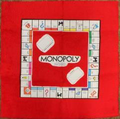 """30"""" x 30"""" Monoploy Rug"""