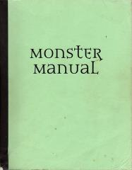 Dungeons and dragons 3rd edition core rulebook iii monster manual.