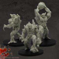 Monsters from the Cursed…