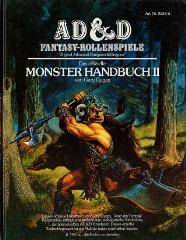 Monster Handbuch II (Monster Manual II, German Edition)