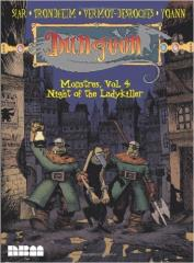 Dungeon - Monstres Vol. 4 - Night of the Ladykiller