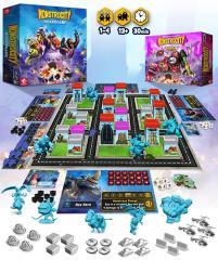 MonstroCity w/Rampage Expansion (Kickstarter Edition)