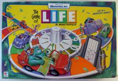 Game of Life in Monstropolis, The