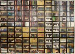 Monty Python and the Holy Grail - Uncut Card Sheet #1