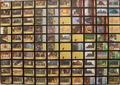 Monty Python and the Holy Grail - Uncut Card Sheet #2