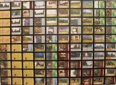 Monty Python and the Holy Grail - Uncut Card Sheet #3