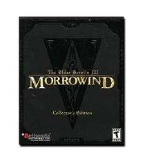 Elder Scrolls, The #3 - Morrowind (Collector's Edition)