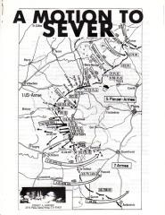 Motion to Sever, A