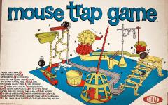 Mouse Trap Game (1963 Edition)