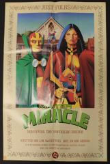 Mister Miracle Promo Poster - Surviving the American Dream