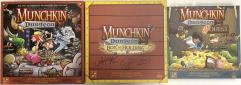 Munchkin Dungeon (Advanced Dangers & Dungeons Kickstarter Pledge) w/John Kovalic Autographs & Doodles!