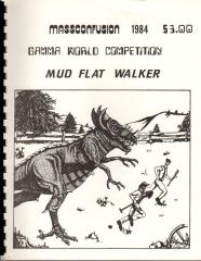 Mud Flat Walker