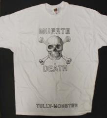 'Muerte Death'  T-Shirt (L)