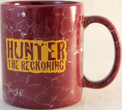 Hunter - The Reckoning - Coffee Mug