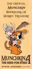 Official Munchkin Bookmark of Buried Treasure, The