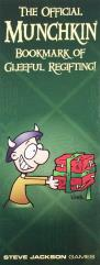 Official Munchkin Bookmark of Gleeful Regifting, The