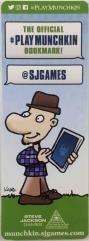 Official #PlayMunchkin Bookmark, The