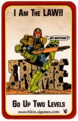 Munchkin Apocalypse - I am The LAW!!