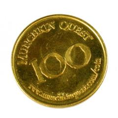 Munchkin Quest - Gold Coin/Coaster Promo Pack