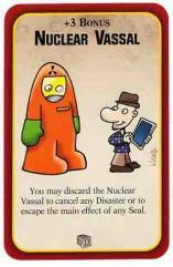 Munchkin Apocalypse - Nuclear Vassal