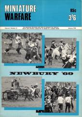 "Vol. 2, #12 ""The English Civil War Part 2, American Civil War Uniforms, Solo Wargaming"""