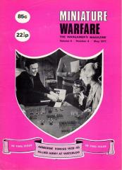 "Vol. 4, #4 ""Airborne Forces 1939-45, Allied Army at Waterloo"""