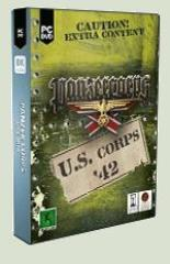 Panzer Corps - U.S. Corps '42 Expansion