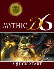 Mythic D6 - Quickstart (Free RPG Day 2019)
