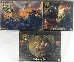 Time of Legends - Joan of Arc (Maiden Pledge Kickstarter Edition)