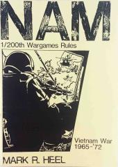 Nam - 1/200th Wargames Rules