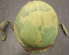 Vietnam-Era M1 Helmet w/Cover
