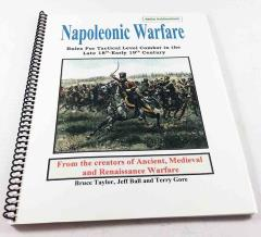 Napoleonic Warfare - Rules for Tactical Level Combat in the Late 18th/Early 19th Century