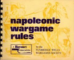 Napoleonic Wargame Rules