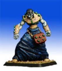 Nasdra - Evil Wizard