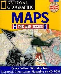 Maps - The War Series