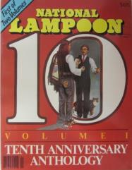National Lampoon 10th Anniversary Anthology #1
