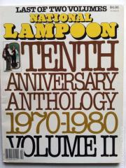National Lampoon 10th Anniversary Anthology #2