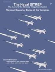 "#34 ""Harpoon Scenario - Dance of the Vampires, CAS Scenario, Latin American Specs"""