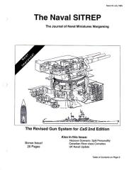 """#4 """"Revised Gun System for CaS 2nd Edition"""""""